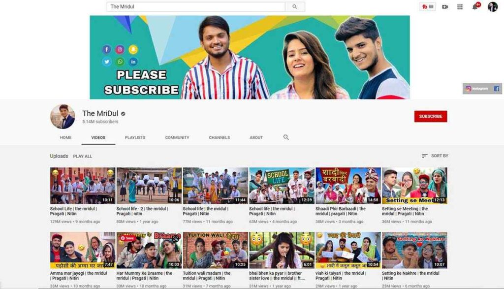 Best Youtubers in India 2021