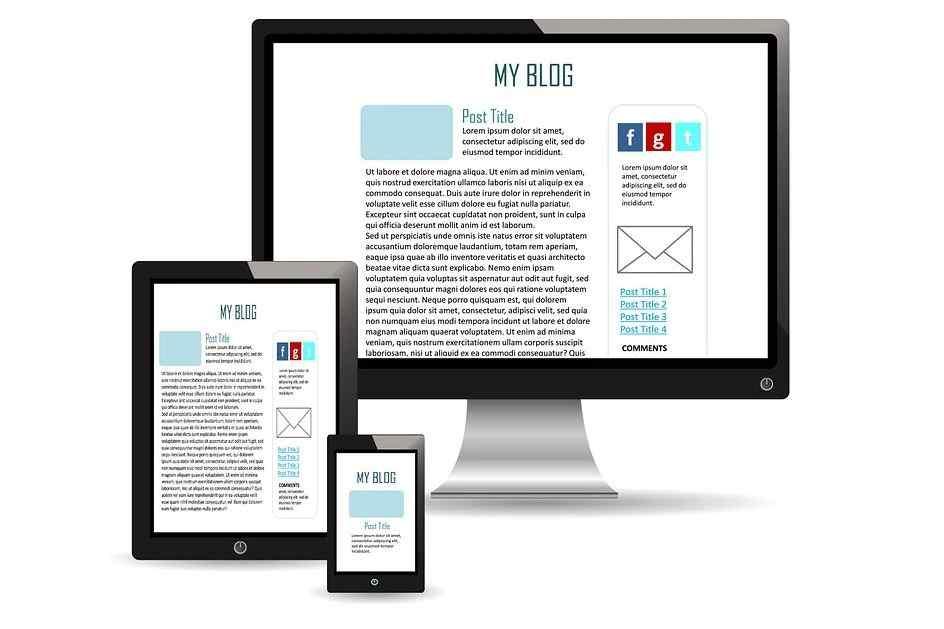 Select Blog Design